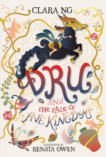 Clara Ng DRU and The Tale of Five Kingdom