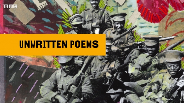 Unwritten Poems Contains Strong Language BBC Arts HD1080p BBC BRANDED