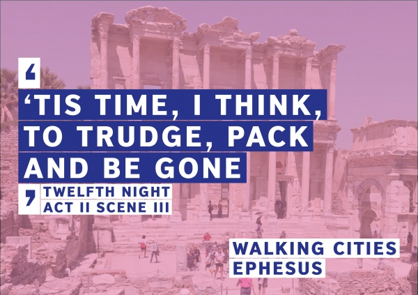Ephesus Walking Cities