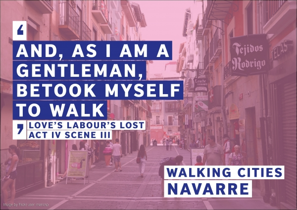 Navarre Walking Cities