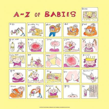 nicola streeten a z bebês