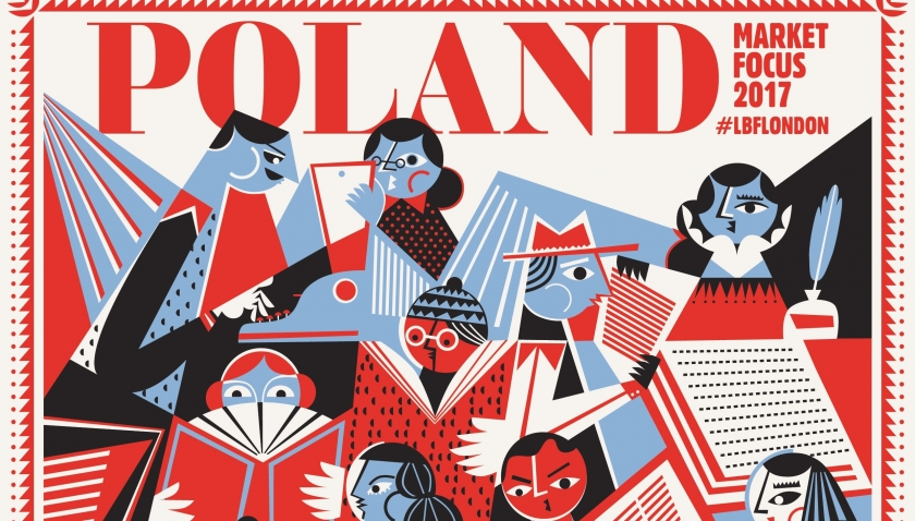 LBF Poland brochure cover illustration