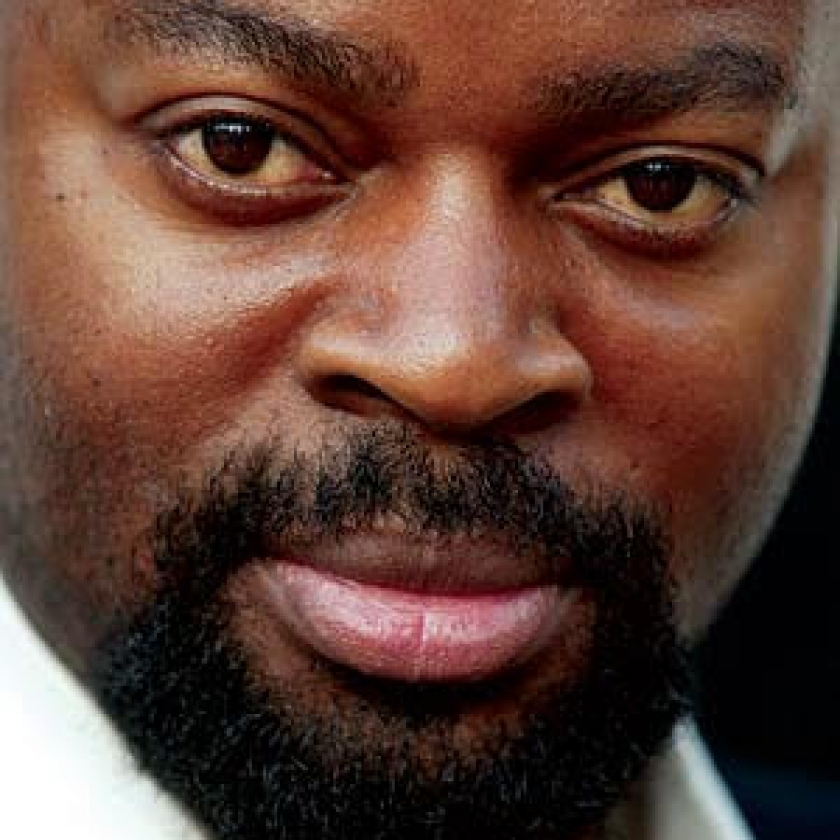 Ben Okri no credit needed