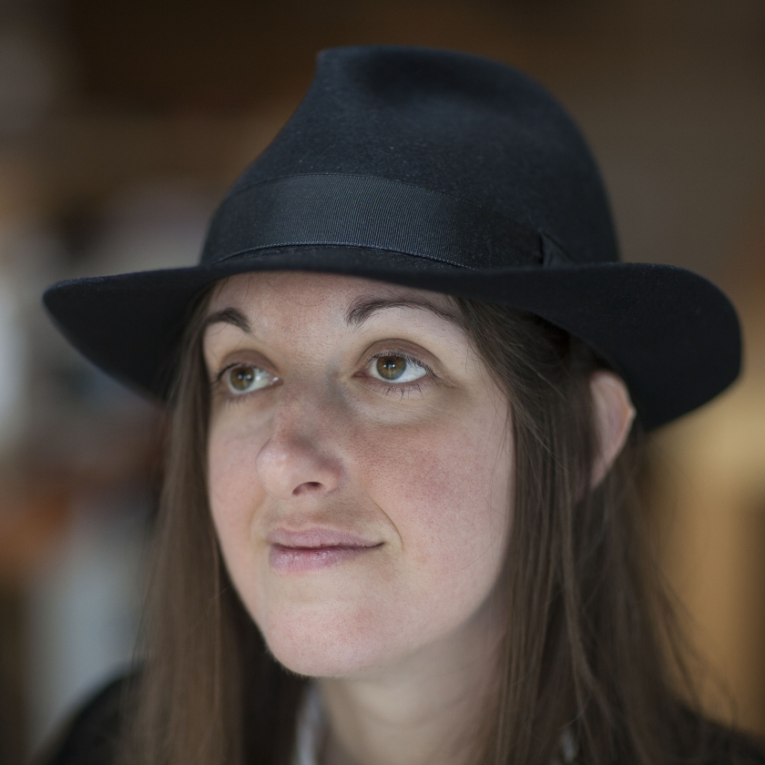 Frances Hardinge Author Photo c David Levenson
