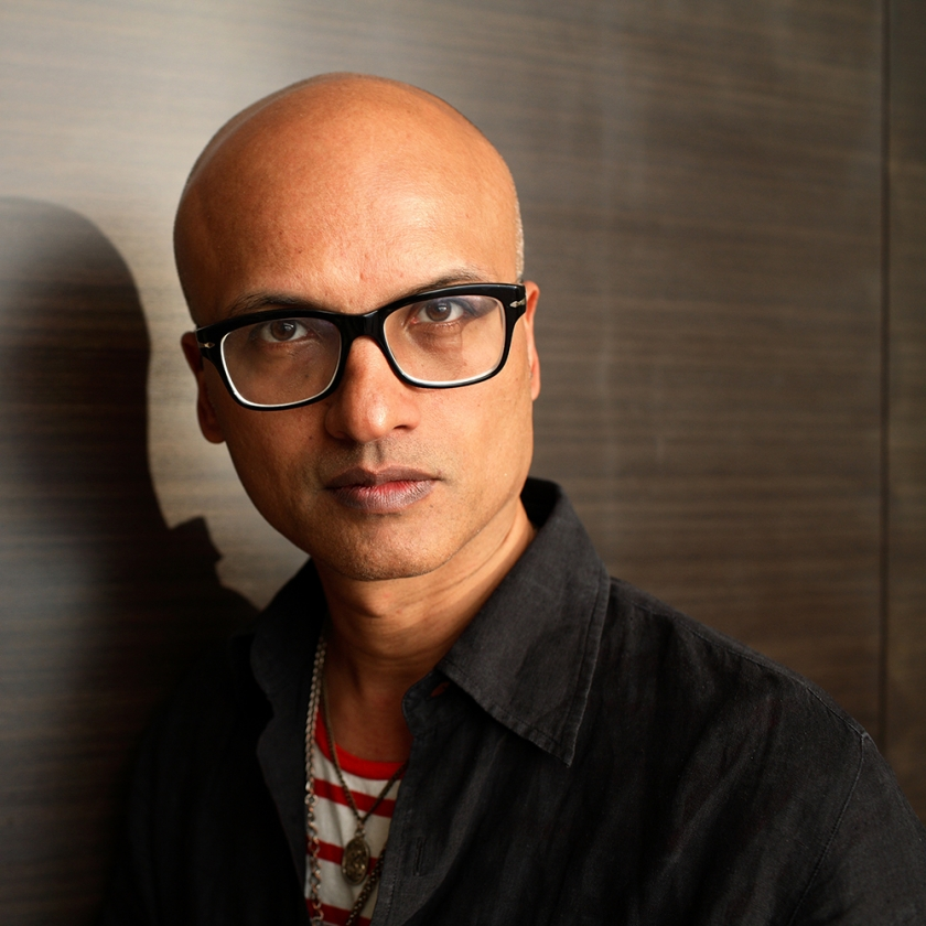 Jeet Thayil credit Basso Cannarsa website