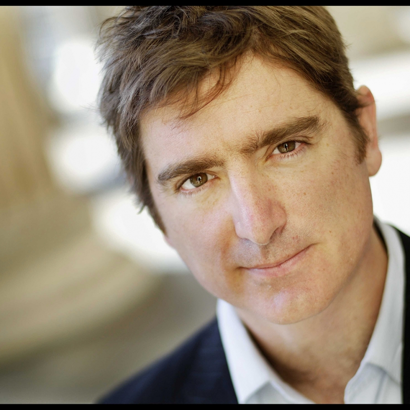 Marcel Theroux credit Sarah Lee website