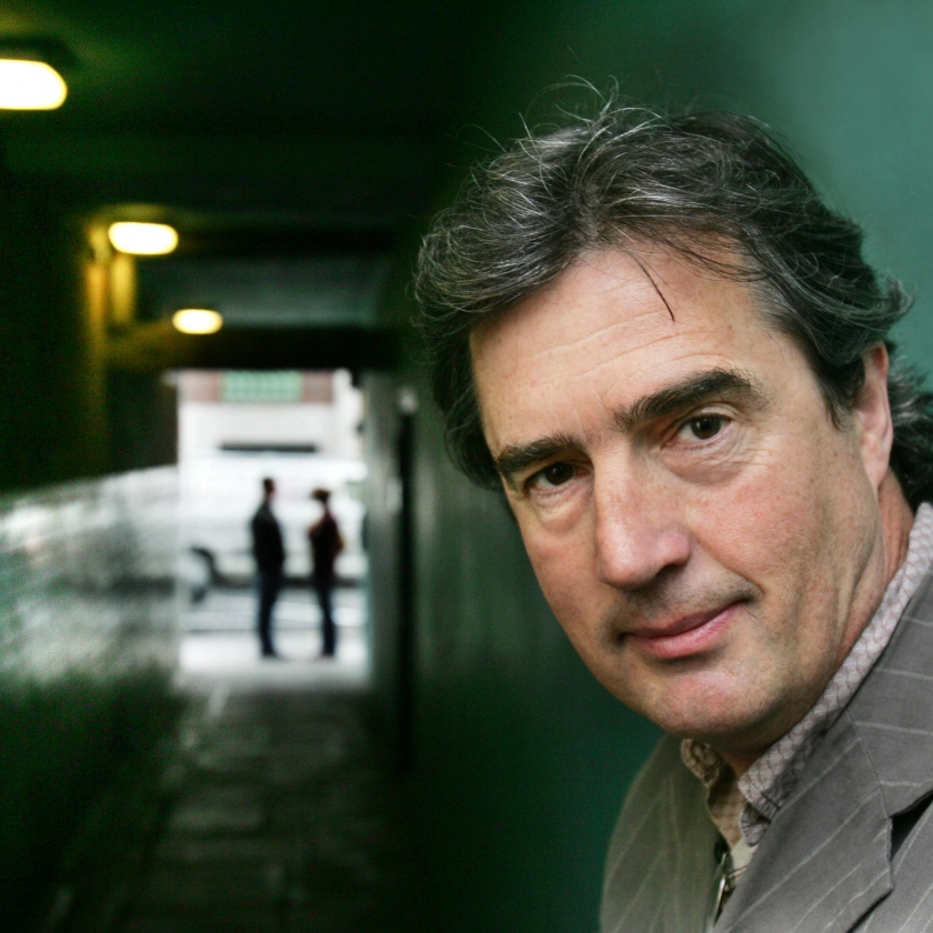 Sebastian Barry credit Photograph courtesy of the Irish Times