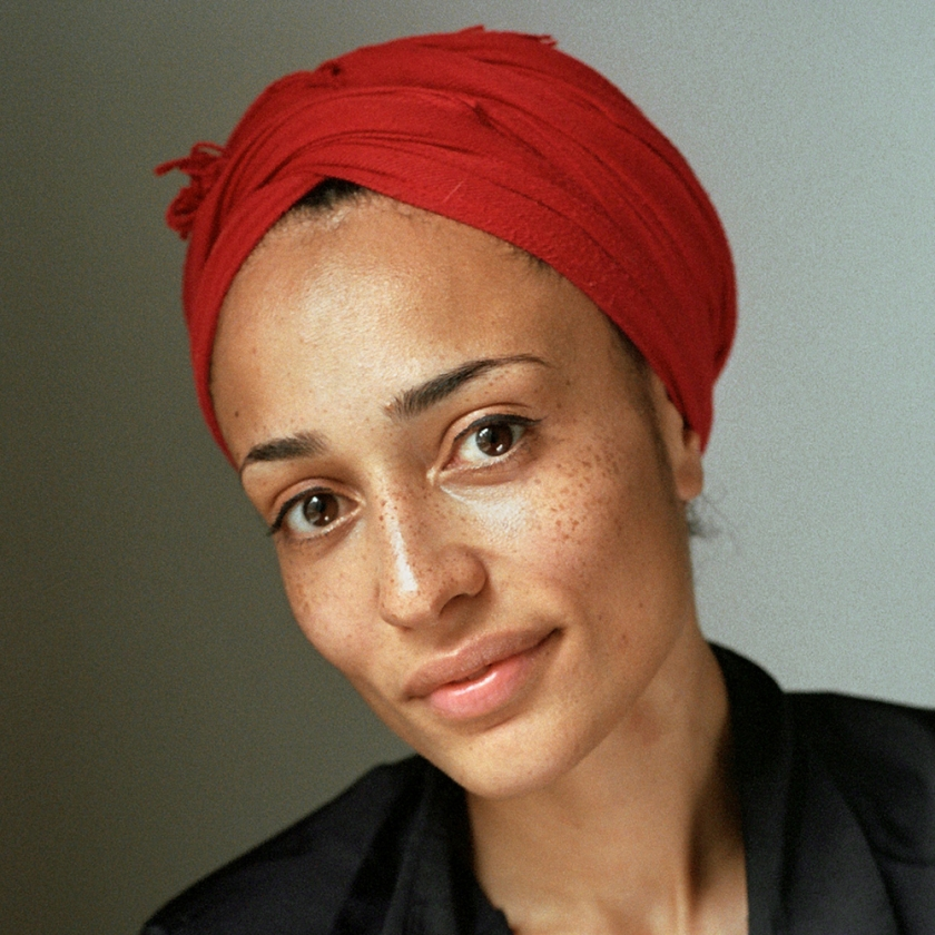 Zadie Smith Credit Dominique Nabokov 2012 website