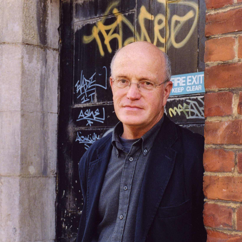 Iain Sinclair 2011 credit Joy Gordon website