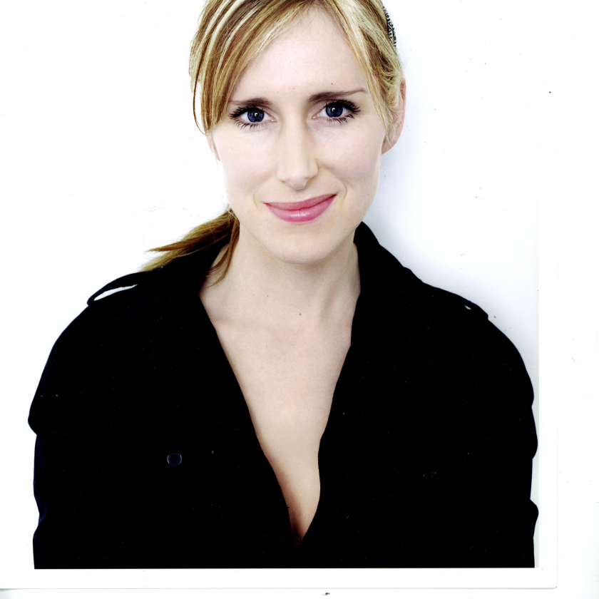 Lauren Child c Polly Borland