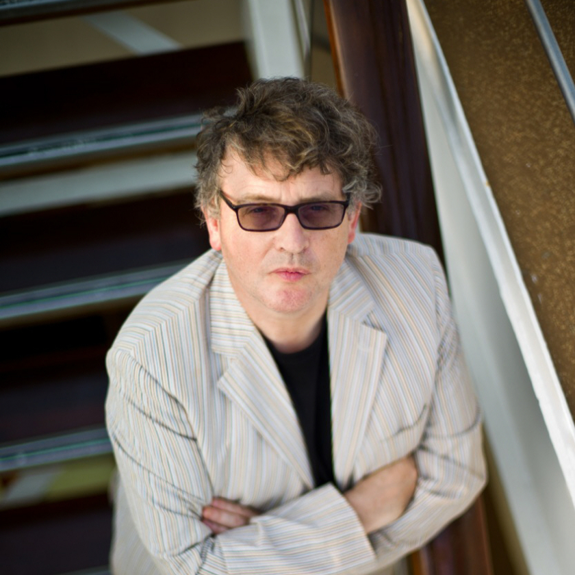 Paul Muldoon credit Michael Potiker