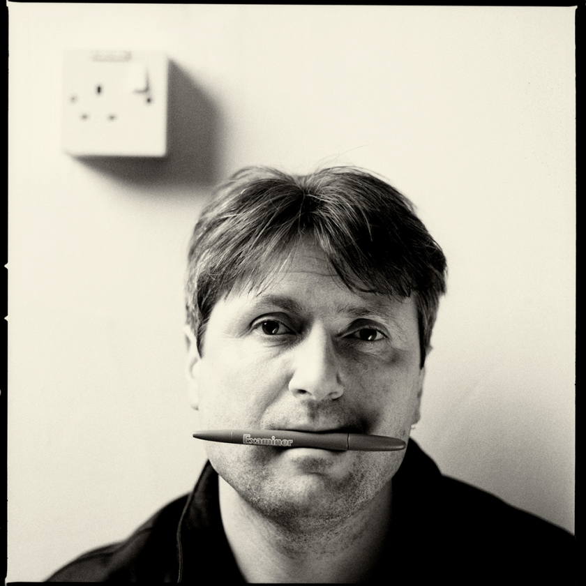 Simon Armitage credit Paul Wolfgang Webster website
